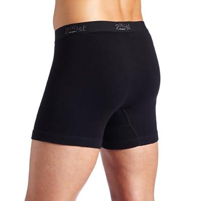 2(X)IST Men's Pima Boxer Brief at Amazon Men's Clothing store