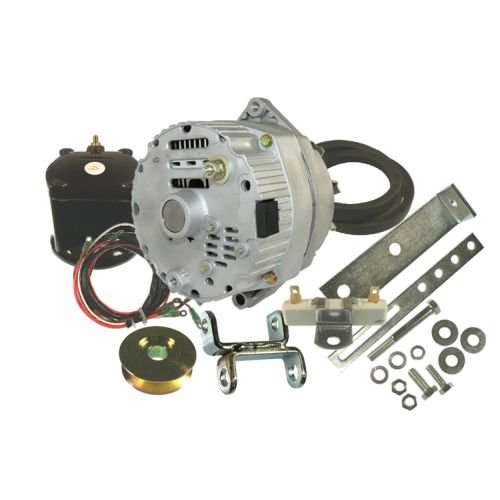 - DB Electrical AKT0001 for Ford 8N 2N 9N Tractor Alternator For Generator Conversion Kit 1939-1951 8NE10300ALT-C