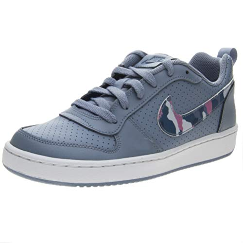 Scarpe gs Borough Bambino Basket Low Nike Da Court Blu PqpBfvOI