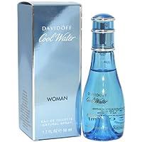 Davidoff Perfume  - Davidoff Cool Water - perfumes for women - Eau de Toilette, 50ml