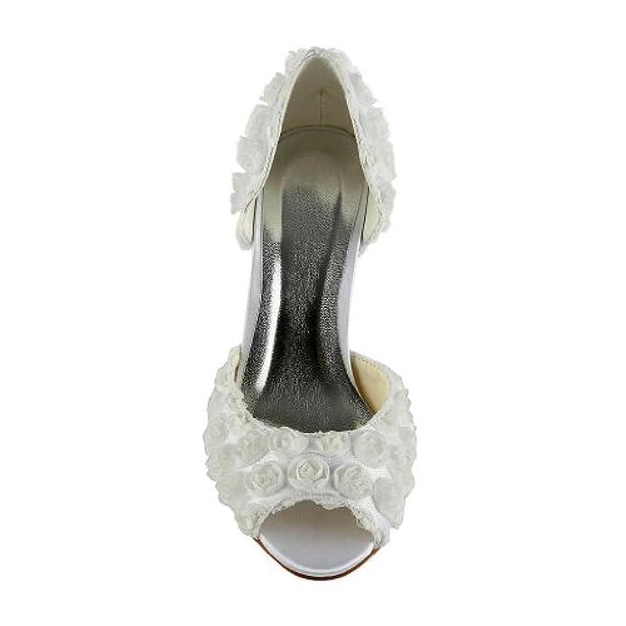 Scarpe E Borse Da Donna Col Tacco Jia Wedding A31b1a Prom Party Dance Bridal Shoes Wommen Pumps