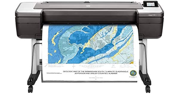 HP DesignJet T1700dr 44-in Printer: Hp: Amazon.es: Informática