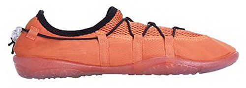Toosbuy Womens Aqua Wave Water Shoes Rosso