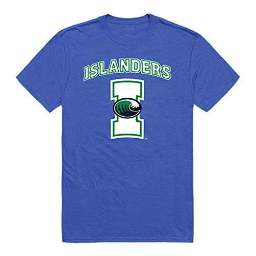 (W Republic TAMU-CC Texas A&M Corpus Christi Islanders NCAA The Freshmen Tee Mens t Shirt - Large, Royal)
