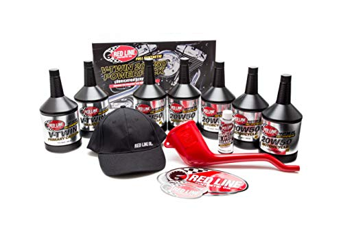 RedLine  90226 Big Twin 20w 50 Power Pack Oil Package for sale  Delivered anywhere in USA