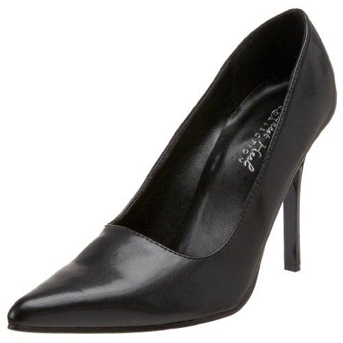 Classic Highest Polyurethane Kid The Pump Women's Heel Black gHyyctq7