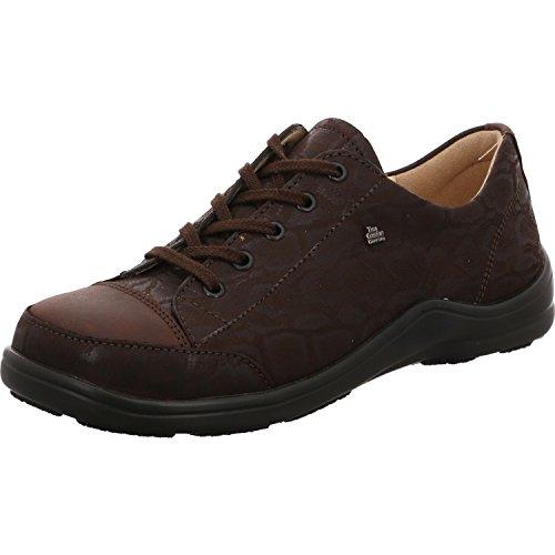 Finncomfort Sneaker Taglia 40 Marrone (marrone Komb)