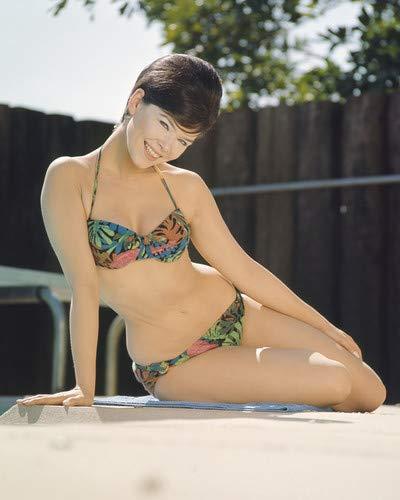 Yvonne Craig Bikini Pin up Pose 1960's Batgirl 16x20 Poster
