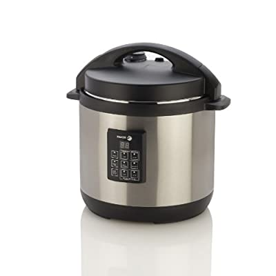 Fagor 670040230 Stainless-Steel 3-in-1 6-Quart Multi-Cooker by Fagor