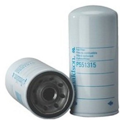 Donaldson P551315 Fuel Filter, Spin-on (Pack of 12)