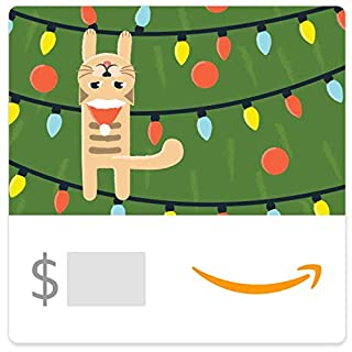 Amazon eGift Card - Christmas Kitty (B07YJFBV2R) | Amazon price tracker / tracking, Amazon price history charts, Amazon price watches, Amazon price drop alerts