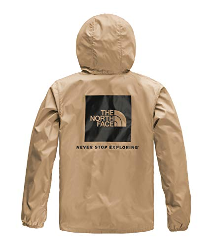 The North Face Youth Flurry Wind Hoodie, Kelp Tan, Size XS (Youth North Face Ski Jacket)