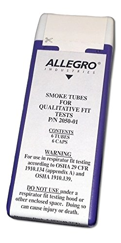 - Allegro Industries 2050‐01 Replacement Smoke Tubes, One Size (Pack of 6)