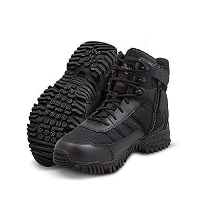 "Altama Vengeance SR 6"" Side Zip Men's Tactical Boot | Lightweight Duty Footwear | Airport Friendly: Shoes"
