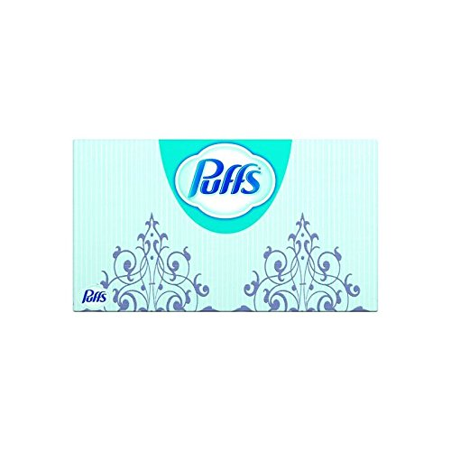 Procter & Gamble Puffs Ultra Facial Tissue 2-Ply, White 24 bx/cs by Procter & Gamble
