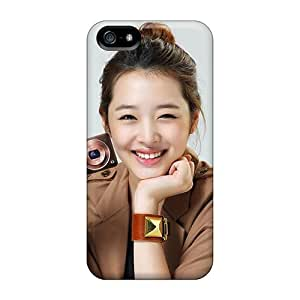 ChrismaWhilten Premium Protective Hard Cases For Iphone 5/5s- Nice Design - Pretty Girl