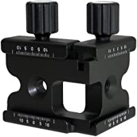 90° Degree Double Right Angle Clamp Desmond Arca Compatible ideal for Panorama Panoramic D290
