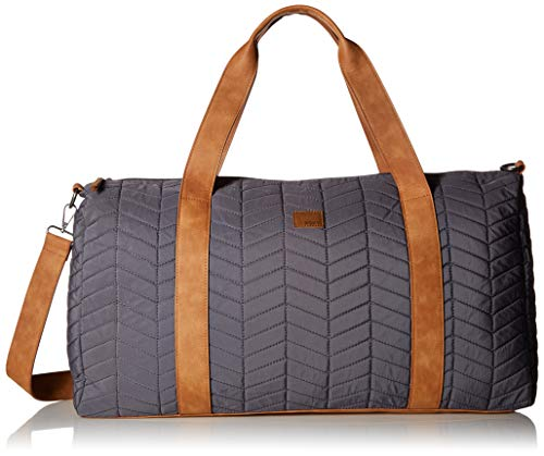 (Roxy Richly Colored Duffle Bag, turbulence)