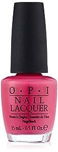OPI Nail Lacquer, Feelin Hot-Hot-Hot, 0.5-Fluid Ounce