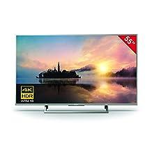 """Sony KD-55X720E/S Smart TV 55"""", 4K HDR Ultra HD, Wi-Fi"""