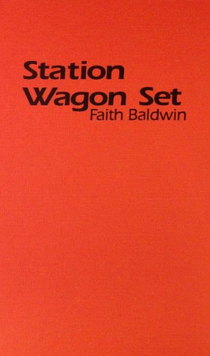 book cover of Station Wagon Set