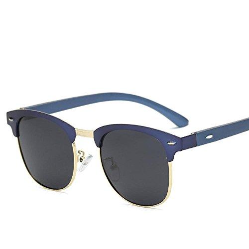 Aoligei Aluminium-magnésium Polarized lunettes de soleil pour hommes et femmes miroir côté conducteur G