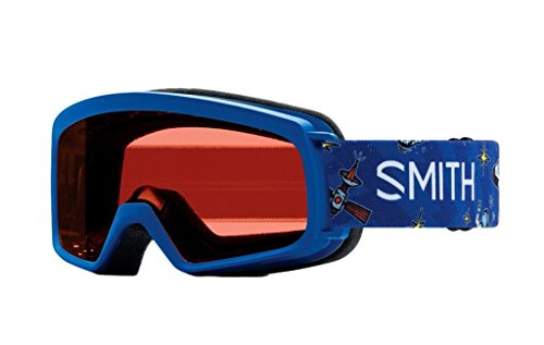 Smith Optics Youth Rascal Snow Goggles Fire Transport Frame/RC36