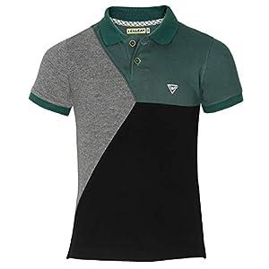 Hellcat Boys Half Sleeve Fashion Polo Tshirt