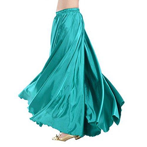 Green Skirt Dress - 8
