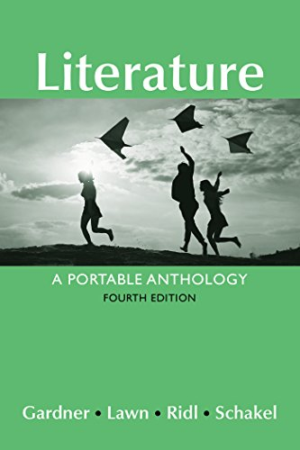 Literature: A Portable Anthology cover