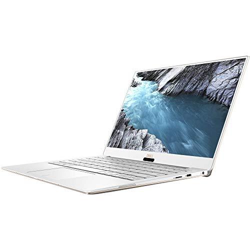 2019 Dell XPS 13 13.3 UltraSharp 4K UHD InfinityEdge Touchscreen Laptop Computer, Intel Quad-Core i7-8550U Up to 4.0GHz, 8GB RAM, 256GB PCIE SSD, Bluetooth 4.1, AC WiFi, Rose Gold, Windows 10