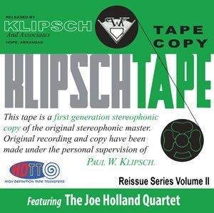 Price comparison product image Klipsch Tape Reissues Vol II