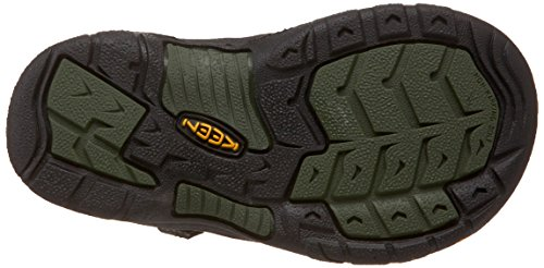 Keen Newport H2 infant Sandale bronze green print grün BGPT (EU 21 / US 4)