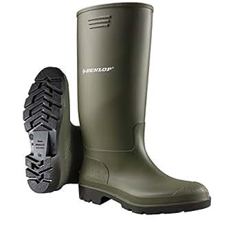 Dunlop Mens Pricemastor Wellington Green Size UK 3 EU 36