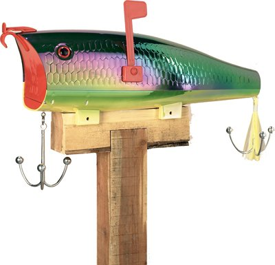 REP Giant Lure Mailbox ()