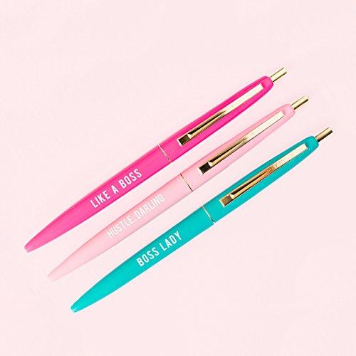 Boss Lady Pen Set