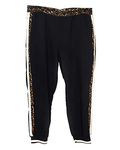 Used, Zara Women Jogging Trousers with Snakeskin Print Taping for sale  Delivered anywhere in USA