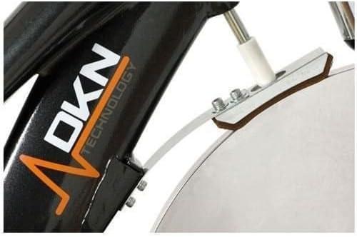 DKN Eclipse - Bicicletas estáticas (Carreras, Interior): Amazon.es ...
