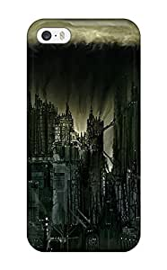 Awesome Case Cover/iphone 4s Defender Case Cover(city)(3D PC Soft Case)