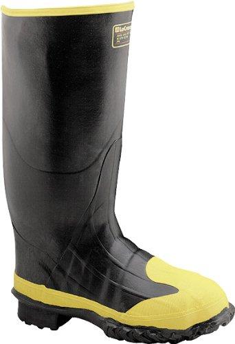 Rubber Boots, Sz 9, 16