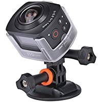 AMKOV 100S 360 Degree All View 220¡ã Fisheye Camera WiFi 1440P@30FPS Action Camera