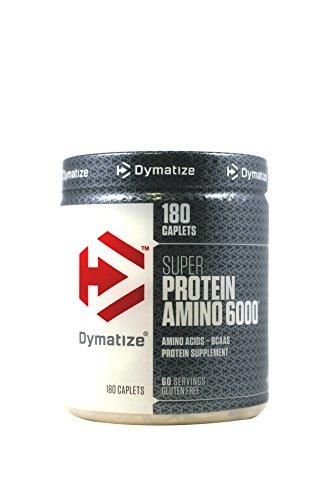 Dymatize Super Amino 6000 - 180 Caplets Super Amino Acids