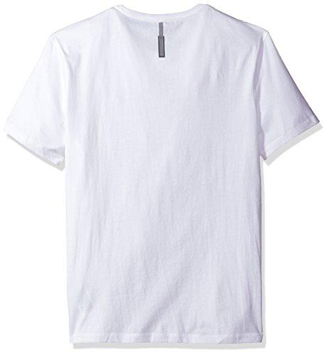 Calvin-Klein-Jeans-Mens-Short-Sleeve-Calvin-Flock-Logo-Crew-Neck-T-Shirt