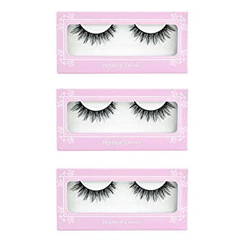 dc90ba5555d Amazon.com : House of Lashes | Featherette Combo Pack| Premium Quality False  Eyelashes for a Great Value| Cruelty Free | Eco Friendly : Beauty