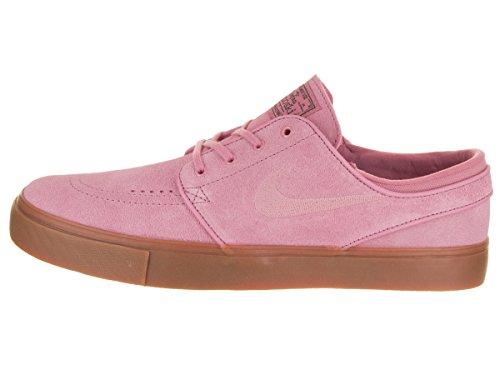 Nike Menns Zoom Stefan Janoski Skatesko Elemental Rosa / Elemental Rosa