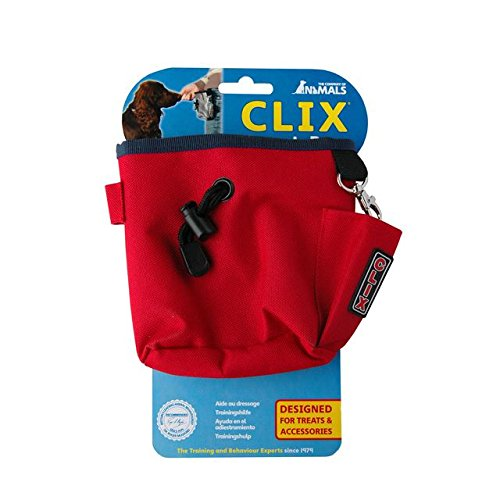 Clix Treat Bag Red (PACK OF 4)