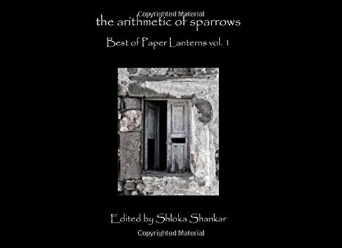 the arithmetic of sparrows: Best of Paper Lanterns vol. 1 ebook