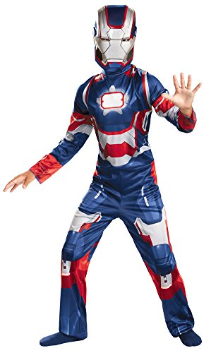 Iron Patriot Classic Costume - Large