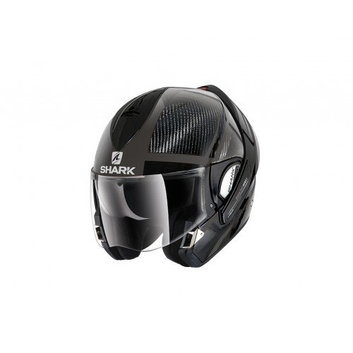 Shark Carbon Fibre Helmet - 1