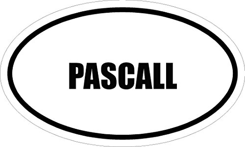 6-printed-pascall-name-oval-euro-style-magnet-for-any-metal-surface